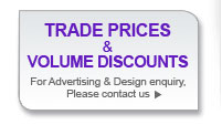 Trade Prices & Volume Discounts